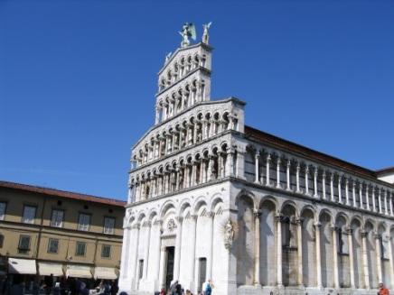 MC_Ferie_Italien_Lucca21_BasilicaDiSanMichele