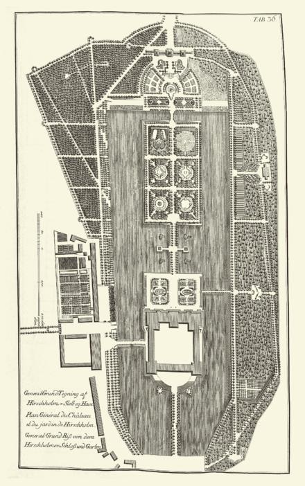 440px-Hirschholm_Slot_og_Have_1749_(Laurids_de_Thurah)