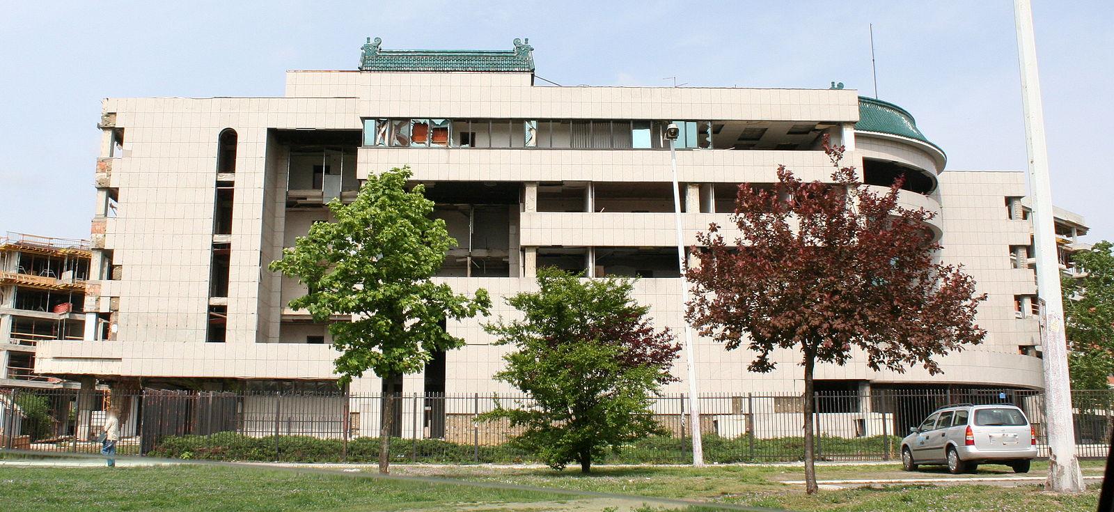Chinese-embassy-belgrade-post-bombing