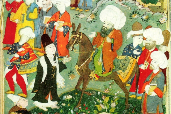 Meeting_of_Jalal_al-Din_Rumi_and_Molla_Shams_al-Din blog
